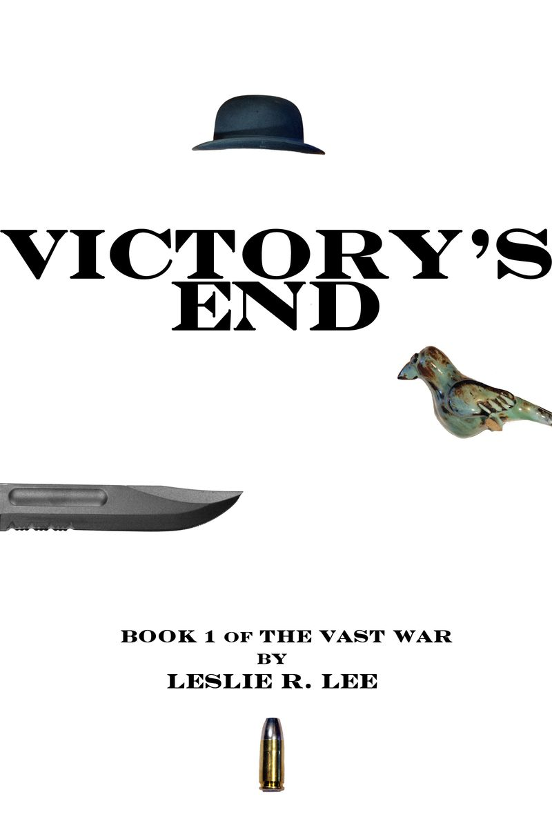 The Vast War Cover 1